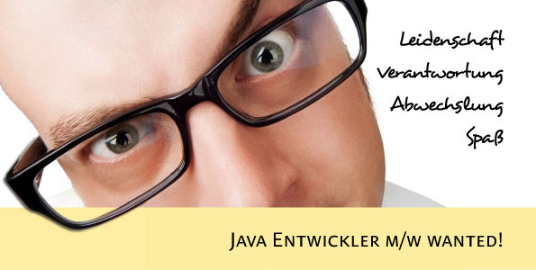 Java Entwickler wanted