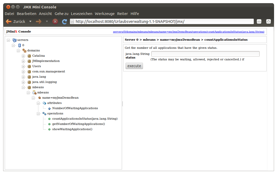 How to monitor and manage your Java application with JMX | synyx