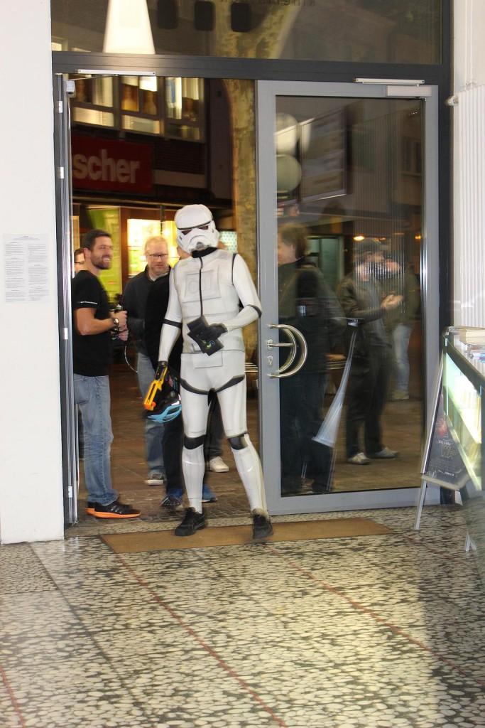 Stormtrooper persönlich