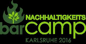 Logo des Nachhaltigkeits BarCamp 2016