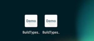 Android: Installing multiple variations of the same app on